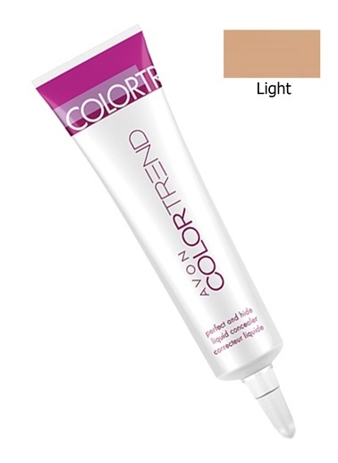 Avon Color Trend Likit Kapatıcı Light Ten